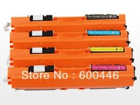 Compatible CE310A  CE311A  CE312A CE313A Color Toner Cartridge for CP1025 CP1025nw MFP M175 on perfect quality  free shiping