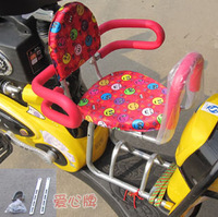 Child seat children chair electric bicycle battery car pedal prepositioned seat baby seat double