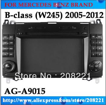 Mercedes B class W245 car radio