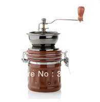 Free Shipping  BM-90 Manual Ceramic Coffee Grinder