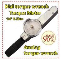 ACD Torque wrench 1/4 0-5NM Screw torque tester  1/4''  0-5Nm