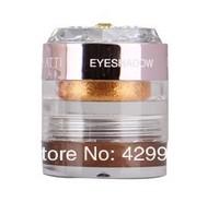 LOVE ATTI  3D Diamond dual-color eye shadow makeup eye color combination group  pigment  2 pcs/lot