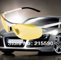 Night Vision Goggles Night Vision Glasses Light Driving Mirrow Night Driving Glasses Polarized Sunglasses+Retail Packing