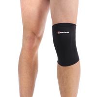 Hot Sale Rubber Foam Black Knee Pads Brace Prevent Strain Warm Basketball Badminton Kaiwei 0634 Sport Safety Athletic