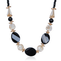 Cabinet austria crystal necklace elegant fashion female fashion gift