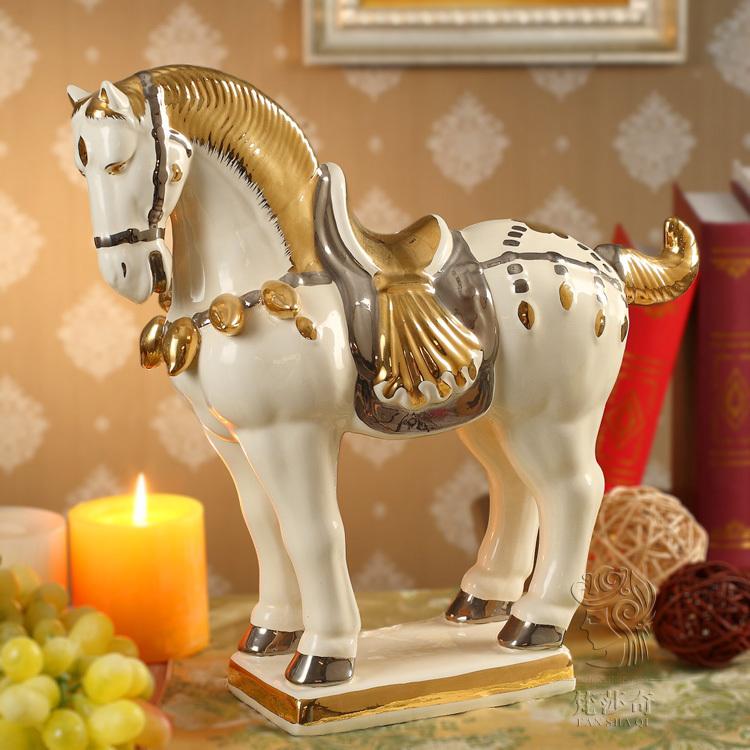 Online kopen wholesale keramische paard uit china keramische paard groothandel - Decoratie villas ...