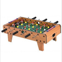 Rod table wooden Large fashion football station mini desktop football machine table football machine