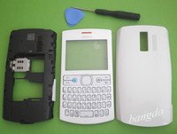 WHITE MOBILE REPLACEMENT HOUSING COVER CASE +KP FOR NOKIA Asha 205 2050