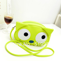 2013 cartoon cat bags casual small cross-body bags free shipping