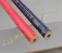 Carpenter's two-color pen carpenter pencil woodworking tools marker pen 6