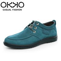Okko casual leather 13659