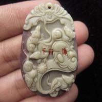 Special     boutique ZIPAO jade pendants  no114