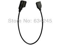 USB Music Interface AMI MMI AUX audio Cable for Audi A3 A4 A5 A6 A7 A8 Q5 Q7 R8 TTMA15