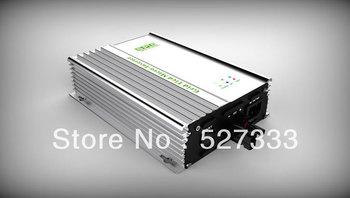 Wide voltage input 400W grid tie solar inverter  (DC 12v-52v) grid-connected micro inverter Wide output voltage AC180-260V