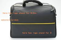 New Arrival High Quality DSLR SLR Camera Case Bag for Nikon D3100 D3200 D5100 D90 D7000 Waterproof Free Shipping