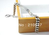 Wholesale!Free Shipping!316L Stainless Steel polished Bracelets,Fashion Jewelry,mens bracelet,lucky bracelet,bracelet sets
