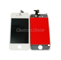 New LCD Touch Screen Display Digitiler Assembly For AT&T iPhone 4 4G White OEM