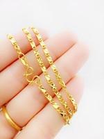 Women's gold necklace 18k women's gold  necklace diamonds gold necklace jewelry women's necklace