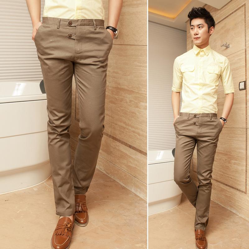 Pants Brown Khaki Pants