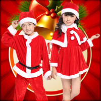 Child christmas clothing female child hooded outerwear infant Christmas clothes baby long-sleeve christmas clothing