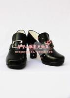 Black Butler Kuroshitsuji Ciel Phantomhive cosplay shoes boots any size