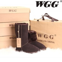 Free shipping 2014 new hot selling fashion High Quality WGG Brand High Wool Warm Winter Snow Boots size 5.5-8.5