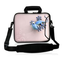 Many printing DIY Messenger bag  notebook laptop bag 10 13.3 15.6 17.3 portable laptop bag women's handbags school bags for boys