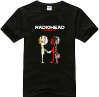 2013 New Rock and Roll Radiohead There There Vintage fashion cotton tee t-shirt