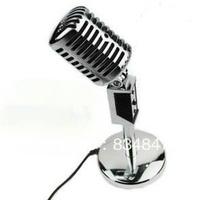 Retro computer microphone KTV microphone