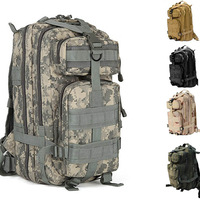 3P MULTI-MISSION attack tactical Military backpack Outdoor mountaineering travel camping molle airsoft bag