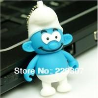 NEW Cool Hi-Speed T Cartoon 8 GB Memory Flashing USB Pen Stick Drive