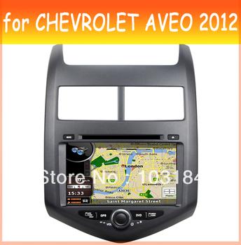 car audio car dvd gps player for CHEVROLET AVEO 2012 car radio with gps navigation