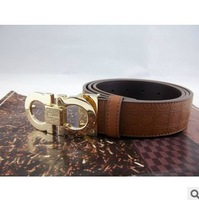 Supply leather belt men belt leather belt  Bag mail