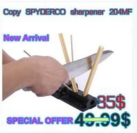 Update Copy SPYDERCO sharpener 204MF TRIANGLE SHARPMAKER Multi-function knife sharpener good quality lower price