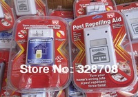 Free Shipping 200pcs/lot Electronic Riddex Pest Control Pest Repelling Aid Pest Killer As Seen On TV 110V/220V