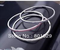 Austria crystal alloy bracelet wholesales 2013 free shipping