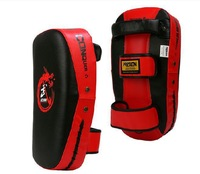 free shipping Wulong Boxing /Sanda /fighting/ Muay Thai Focus pad foot target/punching bag/Professional Products/High quality