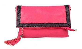 New fashion lady's handbag,Tassels Hollow lacework envelope bag, Messenger Bag,women's shoulder bags,Free shipping C274