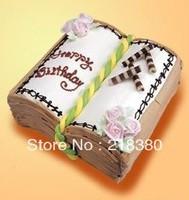 Aluminum books cake mould cake mould sugar flower cake mould