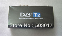 Mobile Digital Car DVB-T2 with Russia / English / Thailand language