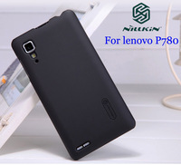 Case For lenovo P780,  Original Nillkin skin case Super shield shell for P780 , free shipping+screen guard