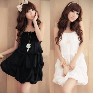Cape spaghetti strap one-piece dress princess dress high waist skirt basic beach dress