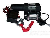 3500LB winch,electric winch 12V,4X4/UTV/ATV WINCH free shipping