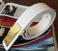 Fashion Faux Leather Metal belt for women strap belt free shopping B23