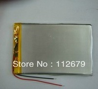 Size 306080 3.7V 1400mah Lithium polymer Battery with Protection Board For MP4 PSP GPS Digital Camera Free Shipping