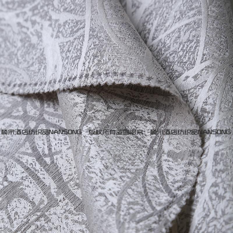Hotel tablecloth table cloth customized club grey tea table covers cloth art eat mat(China (Mainland))