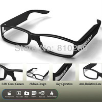 NEWST Hidden Camera slim 1080P glasses camera good eyewear DVR hot glass camera vedio recoder free shipping V12