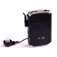 Best Hearing Aid personal sound amplifier voice amplifier Mini Adjustable Tone F-16