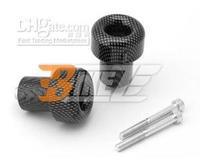 Wholesale - Carbon Fiber Look Frame Slider Fit Kawasaki zx6r 98 99 02 zx9r 98 03 zx12r 01 04