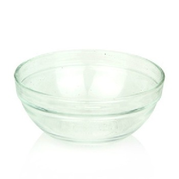 Glass mask bowl transfer film bowl Small essential oil bowl flower water paper membrane beauty cosmetic tools